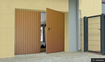 Brama Rozwierna Wiśniowski