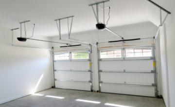 Brama garażowa automatyka